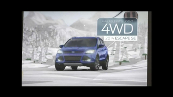 2014 Ford Escape TV Spot, 'Weather' - Thumbnail 7
