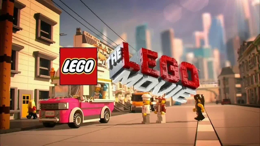 Lego The Lego Movie Play Sets Tv Commercial The Lego Movie Ispot Tv