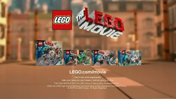 LEGO The LEGO Movie Play Sets TV Spot, 'The LEGO Movie' - Thumbnail 10