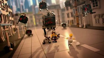 LEGO The LEGO Movie Play Sets TV Spot, 'The LEGO Movie' - Thumbnail 9