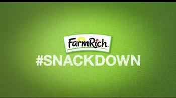Farm Rich TV Spot, '#Snackdown' - Thumbnail 1