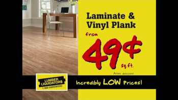 Lumber Liquidators New Year's Flooring Sale TV Spot - Thumbnail 5