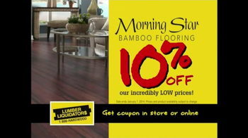 Lumber Liquidators New Year's Flooring Sale TV Spot - Thumbnail 7