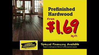 Lumber Liquidators New Year's Flooring Sale TV Spot - Thumbnail 9