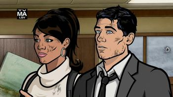 Archer: The Complete Fourth Season Blu-ray and DVD TV Spot