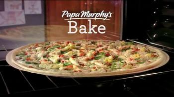 Papa Murphy's Pizza Chicken Bacon Artichoke Delite TV Spot - Thumbnail 3