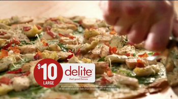 Papa Murphy's Pizza Chicken Bacon Artichoke Delite TV Spot - Thumbnail 7