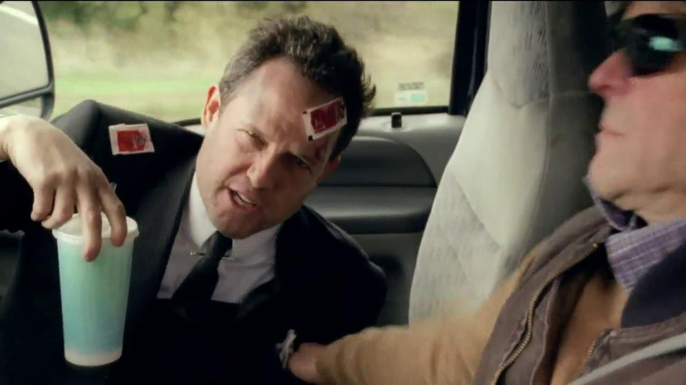 Allstate TV Commercial, 'Mayhem: Bag of Fast Food'