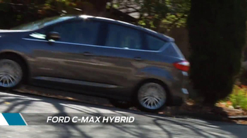 Ford C-Max TV Spot, 'Switch: Sal & Family' - Thumbnail 10