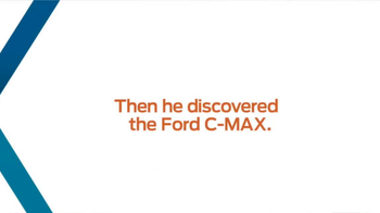 Ford C-Max TV Spot, 'Switch: Sal & Family' - Thumbnail 4