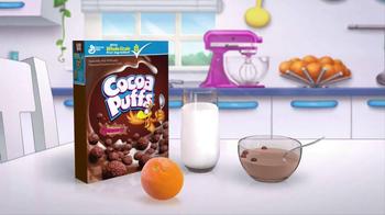 Cocoa Puffs TV Spot, 'Chocolate Milk' - Thumbnail 1