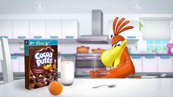 Cocoa Puffs TV Spot, 'Chocolate Milk'