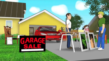 RockAuto TV Spot, 'Garage Sale' - Thumbnail 1