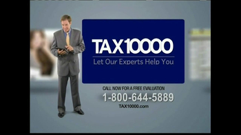 TAX10000 TV Spot, 'Free Evaluation'