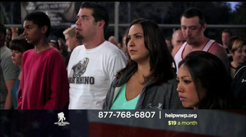 Wounded Warrior Project TV Spot, 'Sacrifices' - Thumbnail 4