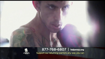 Wounded Warrior Project TV Spot, 'Sacrifices' - Thumbnail 5