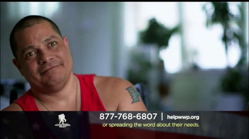 Wounded Warrior Project TV Spot, 'Sacrifices' - Thumbnail 6