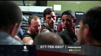 Wounded Warrior Project TV Spot, 'Sacrifices' - Thumbnail 7
