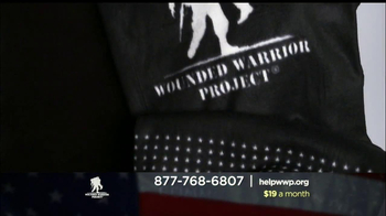 Wounded Warrior Project TV Spot, 'Sacrifices' - Thumbnail 9
