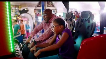 Chuck E. Cheese's TV Spot, 'It's Always Game Time'