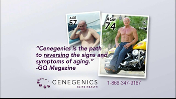 Cenegenics TV Spot, 'Defy Your Age'