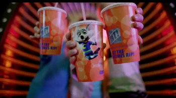Chuck E. Cheese's TV Spot, 'Rip it! Sip it! Win it!' - Thumbnail 10