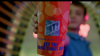 Chuck E. Cheese's TV Spot, 'Rip it! Sip it! Win it!' - Thumbnail 3