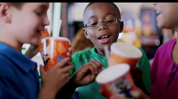 Chuck E. Cheese's TV Spot, 'Rip it! Sip it! Win it!' - Thumbnail 9