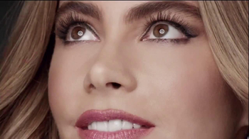 CoverGirl Bombshell TV Spot Featuring Sofia Vergara