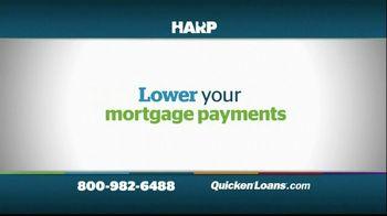 Quicken Loans HARP Mortgage TV Spot, 'Thanks'