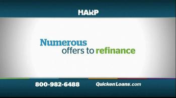 Quicken Loans HARP Mortgage TV Spot, 'Thanks' - Thumbnail 2
