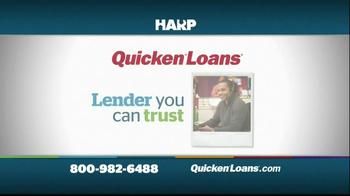 Quicken Loans HARP Mortgage TV Spot, 'Thanks' - Thumbnail 3