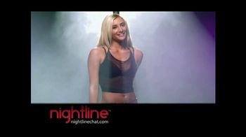Nightlinechat.com TV Spot, \'Explore the Night Tonight\'