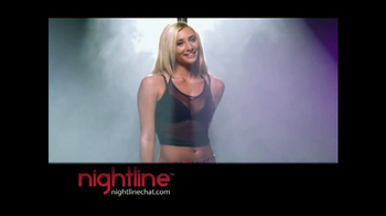 Nightlinechat.com TV Spot, 'Explore the Night Tonight' - Thumbnail 2