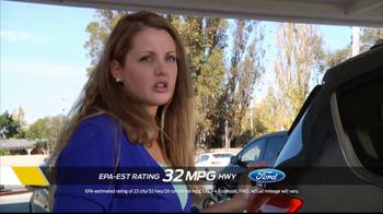 Ford Escape TV Spot, 'Switch: Olivia & David' - Thumbnail 8