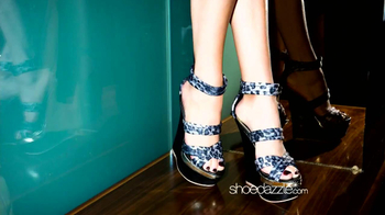 Shoedazzle.com TV Spot, 'What You Wear' Song by Icona Pop - Thumbnail 1