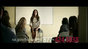 U.S. Department of Veteran Affairs TV Spot, 'Sister's Home' - Thumbnail 10