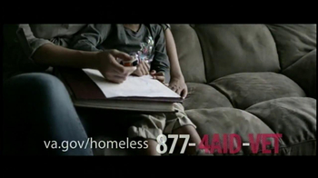 U.S. Department of Veteran Affairs TV Spot, 'Sister's Home' - Thumbnail 8