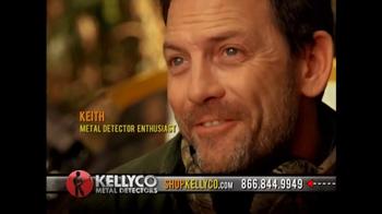 Kellyco Metal Detectors TV Spot, 'New Adventures' - Thumbnail 3