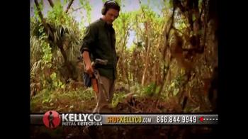Kellyco Metal Detectors TV Spot, 'New Adventures' - Thumbnail 4