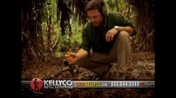 Kellyco Metal Detectors TV Spot, 'New Adventures' - Thumbnail 8