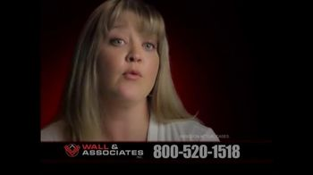 Wall & Associates TV Spot, 'IRS Problems'