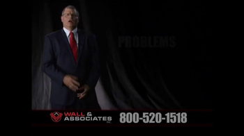 Wall & Associates TV Spot, 'IRS Problems' - Thumbnail 1