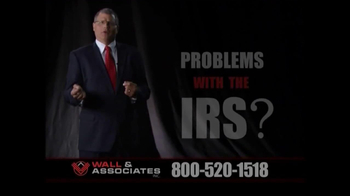 Wall & Associates TV Spot, 'IRS Problems' - Thumbnail 2