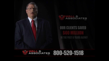 Wall & Associates TV Spot, 'IRS Problems' - Thumbnail 3