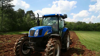 New Holland Agriculture TV Spot, 'Realtree Farms'
