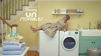 Downy Unstopables TV Spot, \'Closet\' Featuring Amy Sedaris
