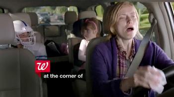 Walgreens TV Spot, 'Dropping Off the Kids' - Thumbnail 1