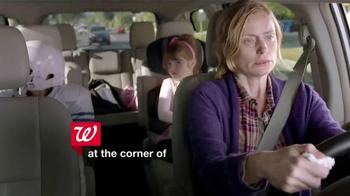 Walgreens TV Spot, 'Dropping Off the Kids' - Thumbnail 2