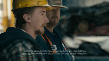 Subaru TV Spot, 'They Lived' Song by Miles Hankins - Thumbnail 6